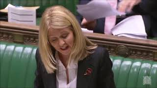 Universal Credit statement: Esther McVey with response from Margaret Greenwood