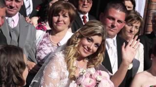 Erika és Jani esküvője a Ráckevei Savoyai Kastélyban