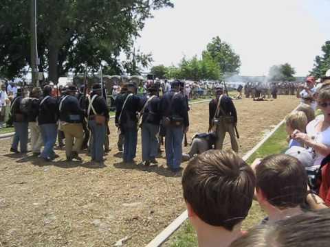 Battle Of New Bern Reenactment