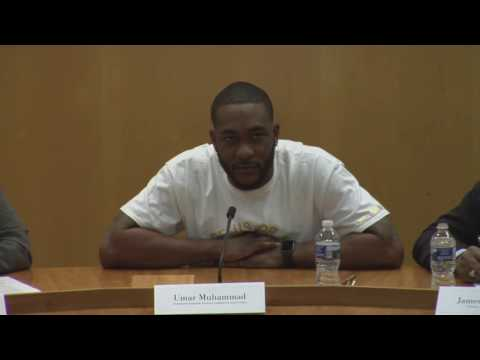 DJGLP Symposium 2017   Black Lives Matter in Prison