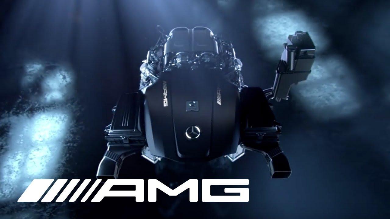 The All New AMG 4.0 Liter V8 Biturbo Engine (M178)