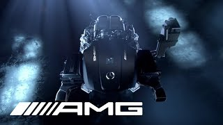 The All New AMG 4.0 Liter V8 Biturbo Engine (M178)