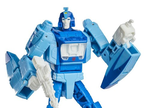 Transformers Studio Series 86 Deluxe Class BLURR Review by blurrprime
