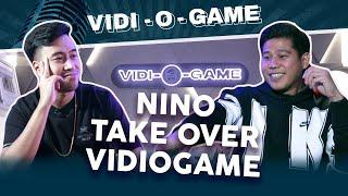 Download lagu Vidi O Game Cuma Nino Yang Berani Gini Ke Vidi