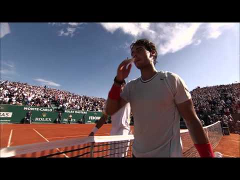 Djokovic Ends Nadal Reign In 2013 Monte Carlo Classic Moment