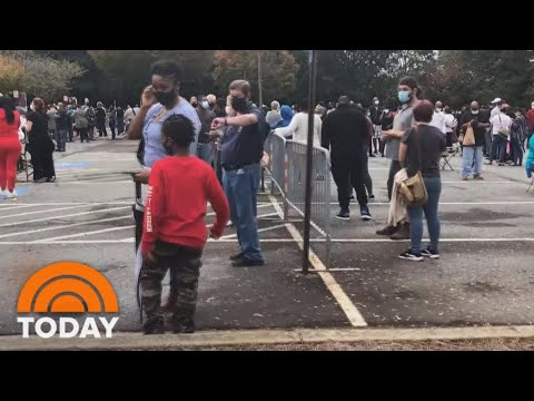 Early Voting Turnout: More Than 26 Million Already Cast Ballots | TODAY