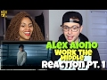 Alex Aiono Work The Middle Reaction Pt 1 mp3