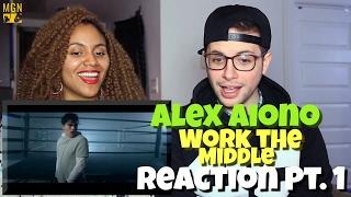 Alex Aiono - Work The Middle Reaction Pt.1