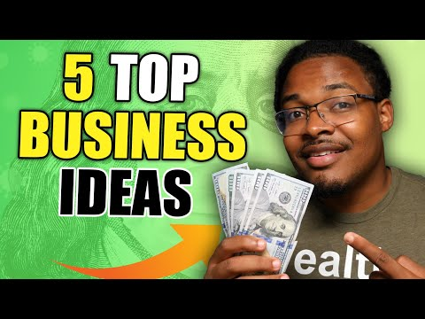How to Start a Business with $50 | 5 ideas