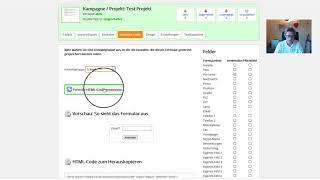 Formulare auf Webseiten ändern nach DSGVO