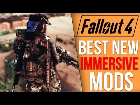 Modders are Making Fallout 4 a Bit More Immersive thumbnail