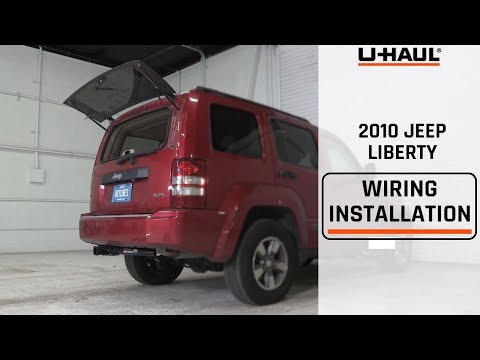 2010 Jeep Liberty Wiring Harness Installation - YouTubeYouTube