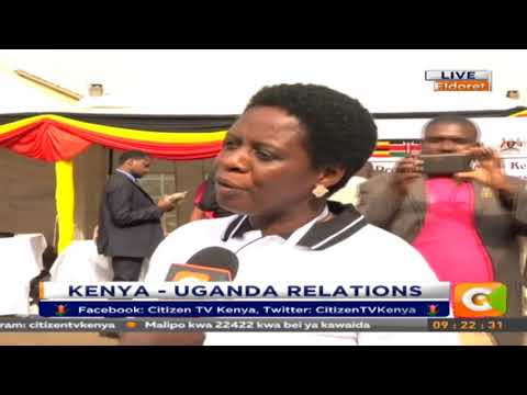 Citizen Extra : Kenya -Uganda relations