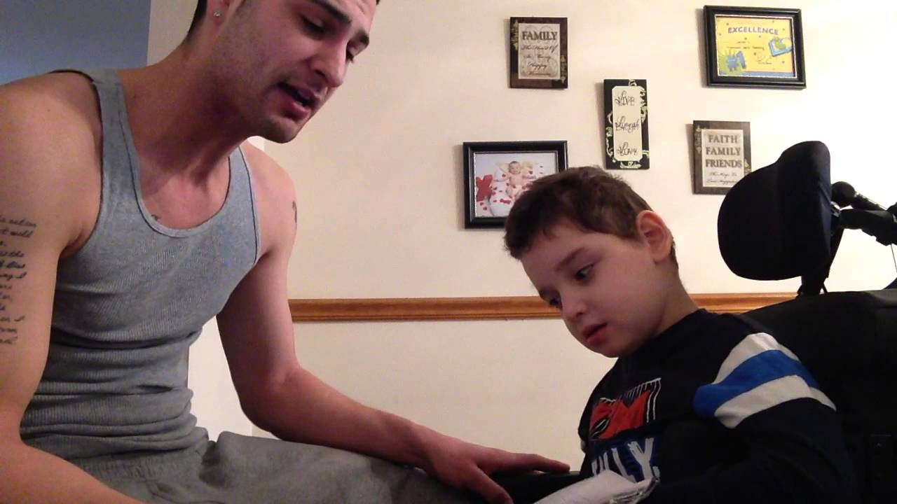 Father son jerk off