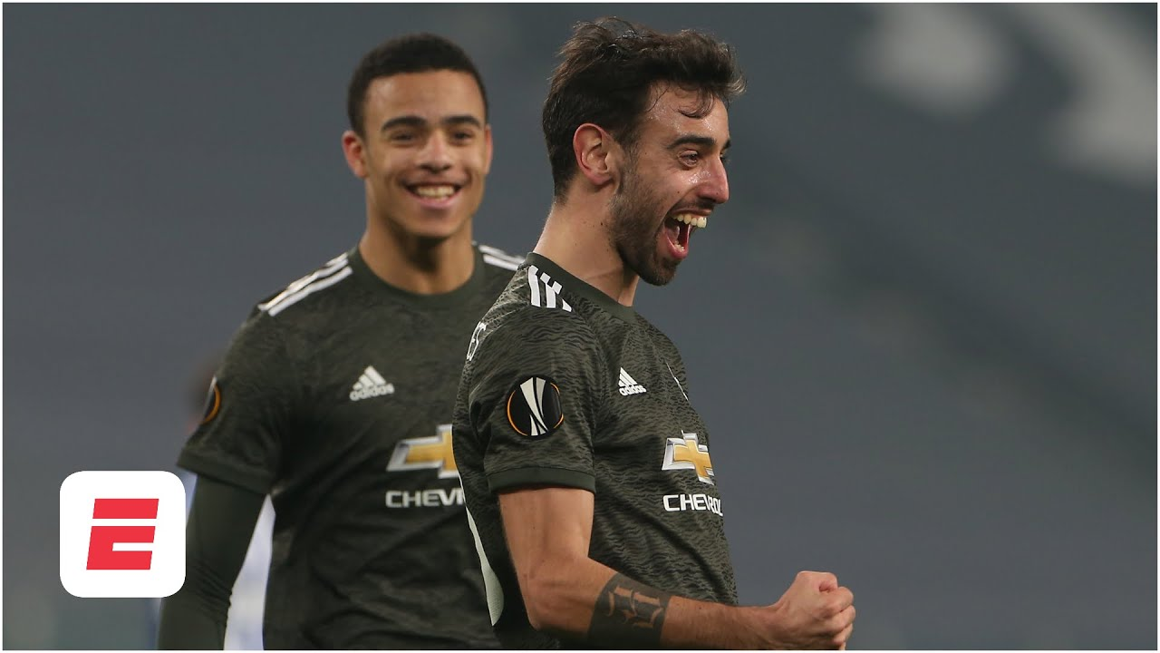 Europa League favourites? Man Utd and Fernandes looking good ...