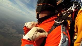 4000er tandemsprung gransee 2012, gekuerzt