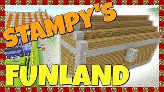 Stampy's Funland - Gold Grab