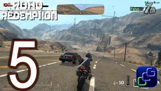 Road Redemption PC Gameplay - Part 5 - Campaign Plus