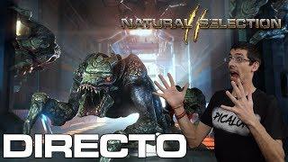 [DIRECTO] NATURAL SELECTION 2   Aliens y Marines   PiCaLoKi Gameplay Español