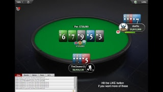 Cards Up Replay: WCOOP-16-H $25,000 PLO Highroller (no comms)