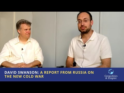 David Swanson: A Report from Russia on the New Cold War