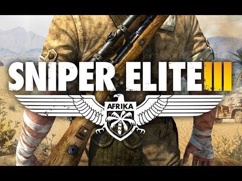 Sniper Elite III Afrika Coop. con sTaXx 1080p