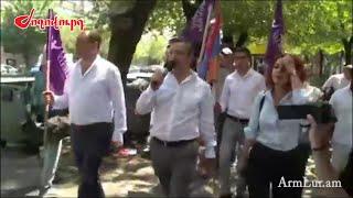 «Լուսավոր Հայաստան»-ը քարոզարշավն ամփոփում է Երևանում