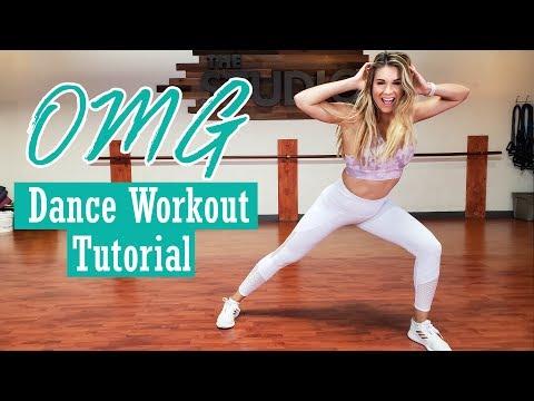 OMG Low Impact Dance Workout Tutorial thumbnail