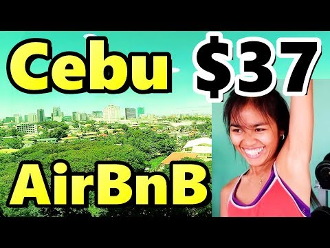 Review Great AirBnB Cebu Philippines