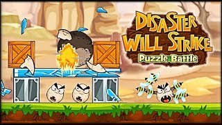 Disaster Will Strike 2: Puzzle Battle (1-20 lvl)