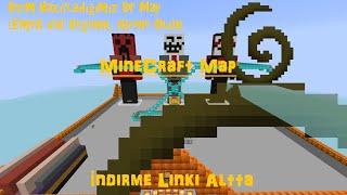 Minecraft Konulu Macera Mapı Türk Yapımı [Türkçe] Map+Link