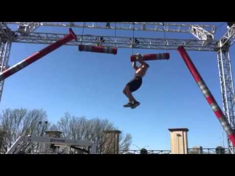 Atlanta American Ninja Warrior tryouts 2016 Turner Field