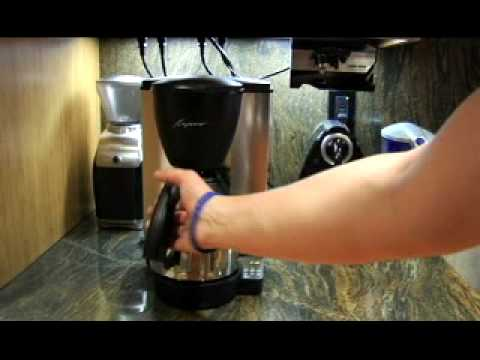 The Coffee Addicts Show Intro - VTR Roll-In
