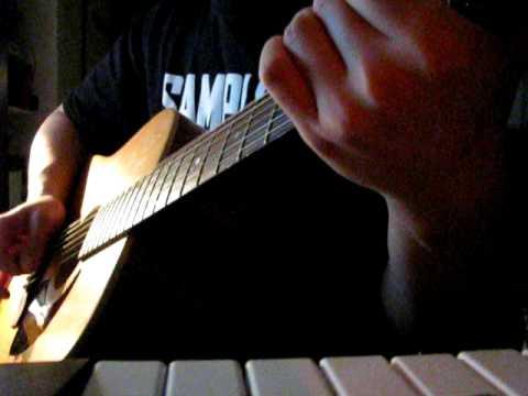 """Who (K)new?"" - guitar piece"