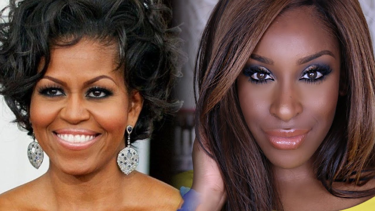Michelle Obama Makeup Tutorial