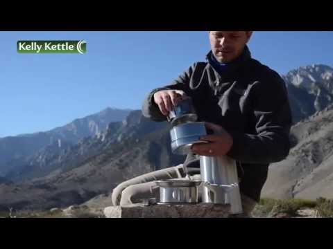 Ковбой Мальборо и Kelly Kettle. http://kelly-kettle.ru