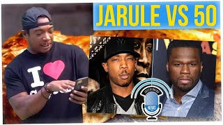 50 Cent Trolls Ja Rule For Doing a Kebab Advertisement (ft. Gina Darling)