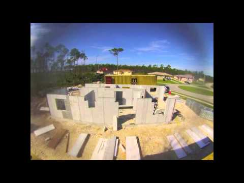 Vantem Demo House: Bahamas 100m2 Home Installation