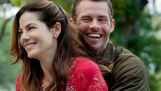 James Marsden & Michelle Monaghan In India For 'Best Of Me' Premiere | EXCLUSIVE