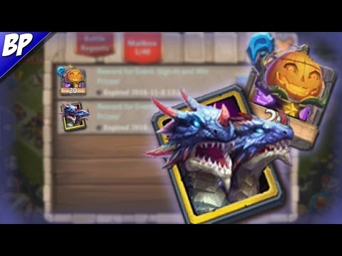 Castle Clash Get Free Demogorgon Card And Pumkin Duke Soulstones!