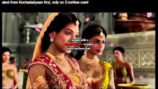 kochadiiyan tamil  movie