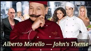 "Alberto Morello — John's Theme из сериала ""Кухня"""