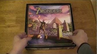 7 Wonders -lautapeli