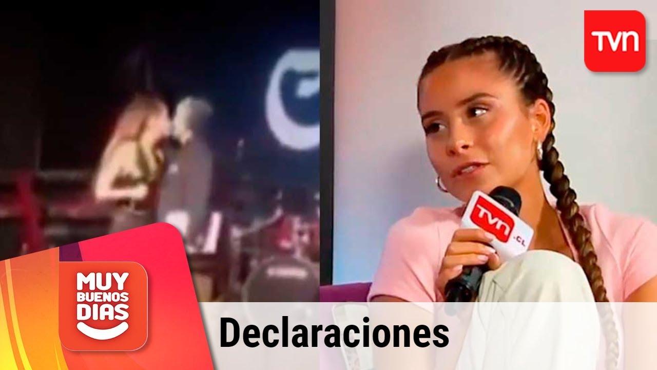 Camila Gallardo se refiere a incómodo momento con alcalde Puerto Varas | Muy buenos días