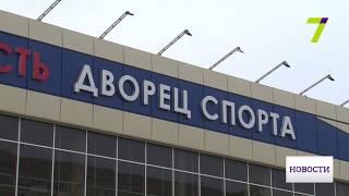 В Черноморске люди вышли на митинг, чтобы отстоять главный спорткомплекс города