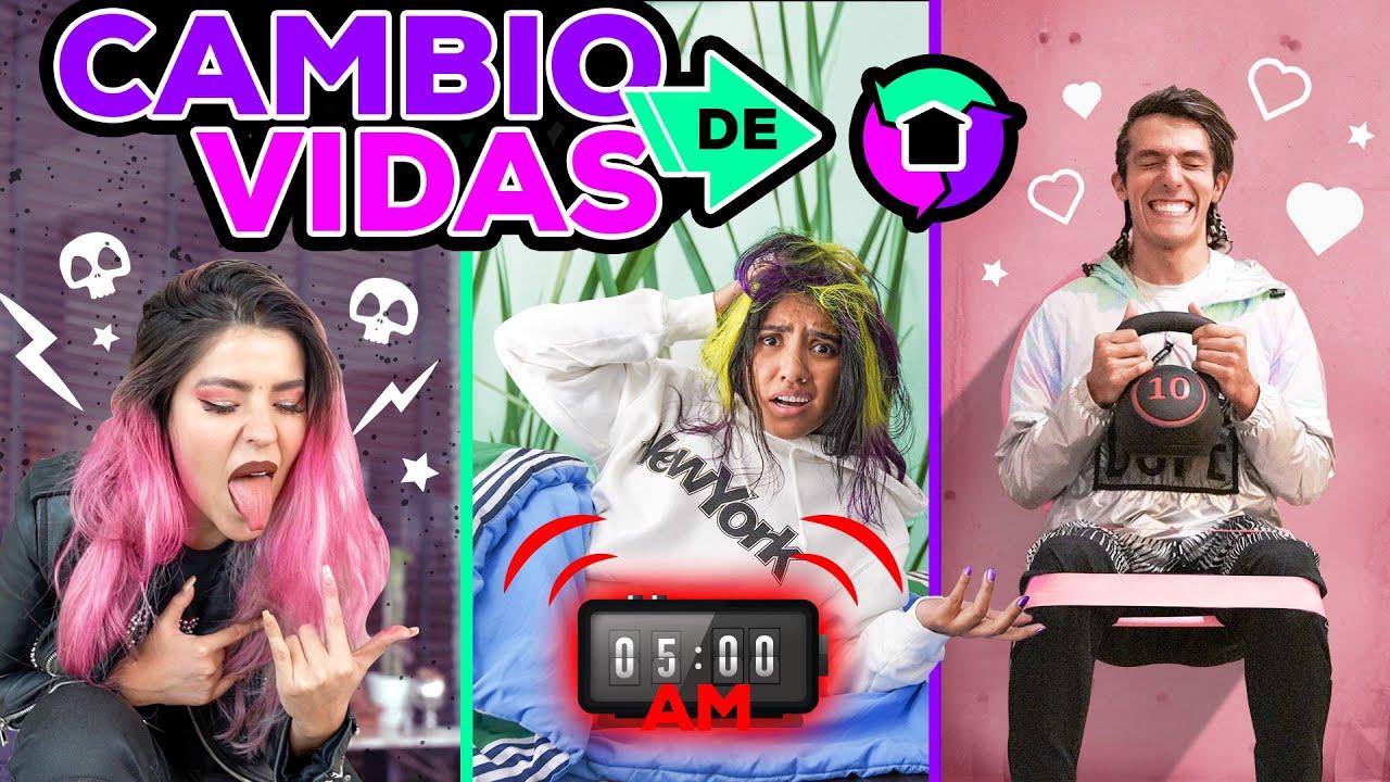 Download INTERCAMBIANDO VIDAS CON MIS HERMANOS | LOS POLINESIOS VLOGS