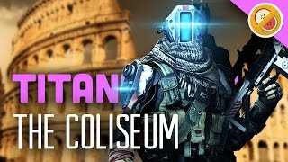 1V1 IN THE COLISEUM - Titanfall 2 Multiplayer Gameplay