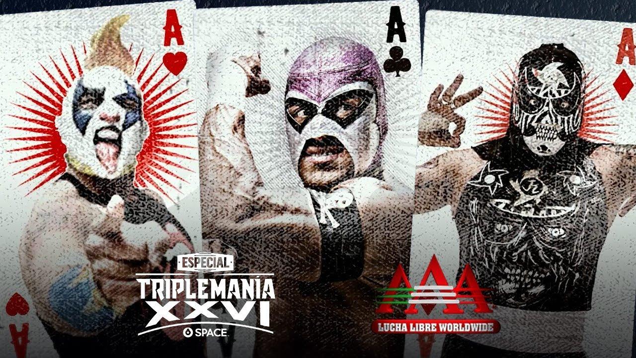 Lucha Libre AAA | Especial Triplemanía XXVI