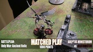 Video Warhammer 40k Sisters of Battle vs Deathwatch 1k points Open War download MP3, 3GP, MP4, WEBM, AVI, FLV Juni 2017