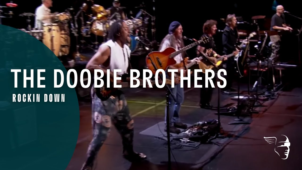 The Doobie Brothers - Rockin Down The Highway (Live at Wolf Trap)